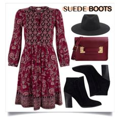 Style Staple: Suede Boots by alaria
