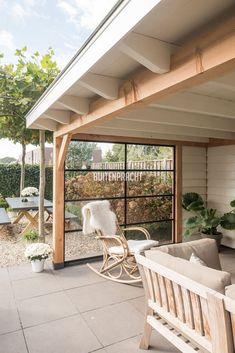 Pergola For Small Patio Small Backyard Patio, Backyard Pergola, Pergola Shade, Pergola Plans, Backyard Storage, White Pergola, Corner Pergola, Small Pergola, Pergola Swing