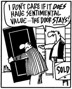 The Door Stays! http://www.waterfront-properties.com/