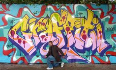 BATES   Graffiti feat. Crazy Cut.   Flickr - Photo Sharing!