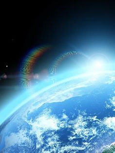 Osobní roční vibrace Karma, Airplane View, Northern Lights, Relax, Waves, Yoga, Nature, Outdoor, Astrology