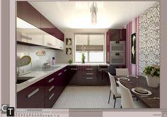 дизайн кухни: 53 тыс изображений найдено в Яндекс.Картинках