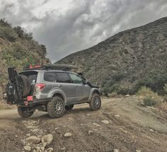 ('09-'13) Overland Build Thread - Subaru Forester Owners Forum