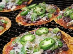 Mexican Pizza recipe - different one than the Jillian Michaels I usually make
