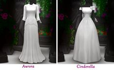 Rapunzel Wedding Dress, Sims 4 Wedding Dress, Sims 4 Dresses, Sims 4 Toddler, Princess Bridal, Sims 4 Clothing, Bridal Collection, Bridal Dresses, Dress Outfits