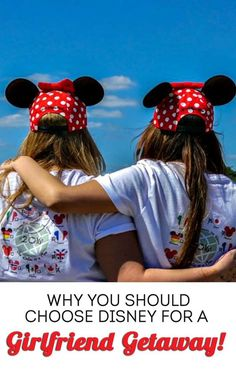 Everyone knows Walt Disney World is a perfect family vacation destination, but it also has so much to offer adults. Find out why you should grab your best friend and make a beeline for Orlando for a Disney girlfriend getaway.