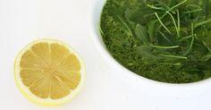 Gwyneth's Goop Detox: Broccoli and Arugula Soup