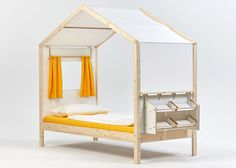 Creative house bed for kids