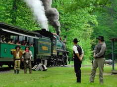 Tweetsie Railroad - Blowing Rock, NC