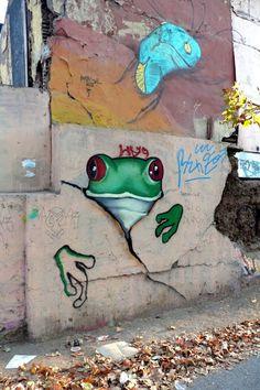 Beautiful Street Arts (10+ Photos) | (10 Beautiful Photos)