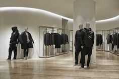 Lane Crawford opened their flagship store in China, look inside. #style #design