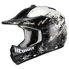 Youth Off Road Glossy White Sport ATV, Motocross, Dirt Bike Motorcycle Helmet by Triangle [DOT] (Medium). Youth Helmet. DOT Approved. Advanced ABS shell with high pressure thermoplastic technology. Multi Density EPS liner. Ventilation system with top and rear extractors liner. Fully removable, washable and anti-bacterial interior liner.