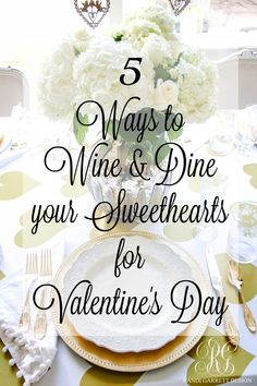 5 Ways to Wine and D