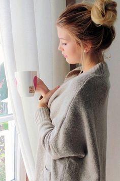 Just enjoy your tea//
