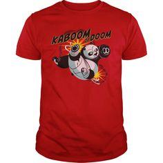 Kung Fu Panda - Kaboom Of Doom T-Shirts, Hoodies, Sweaters