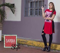 Noche de chicas!! Empieza el party con tus amigas buscando su  outfit en SandiaStore  30% de descuento para todas!!!