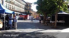 Places to see in ( Segovia - Spain ) Plaza Mayor  The shady Plaza Mayor of Segovia is the nerve centre of old Segovia lined by an eclectic assortment of buildings arcades and cafes and with an open pavilion in its centre. Plaza Mayor of Segovia also the site of the catedral and the regional tourist office of Segovia .  Plaza Mayor of Segovia is an amazing and beautiful place. There is a sense of tranquility and calmness in the air as there are not many tourists in the heart of the town…