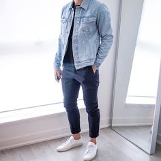 #Denimfashion