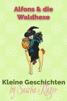 Alfons Alpaka begegnet der rachsüchtigen Waldhexe. Es folgt die kleine Geschichte, wie Alfons besagte Waldhexe wieder los wird. Creative, Party, Movie Posters, Woodland Forest, Friends, History, Film Poster, Parties, Billboard