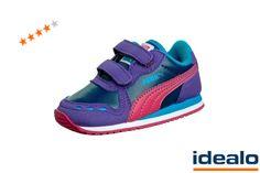 """Magda o trampkach dla dzieci Puma Cabana Racer SL V Kids: """"Wygodne i modne obuwie na wiosnę. WIĘCEJ: http://www.idealo.pl/opinie/2930015/puma-cabana-racer-sl-v-kids.html"""