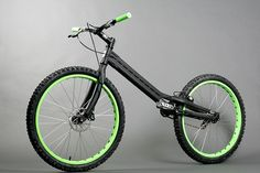 Trial Bike not sure bout this ... you gotta be super strong to cruise this bad boy