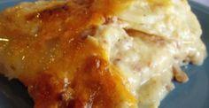 Bulk Up The Cheesy Potatoes With Bacon!