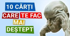 Iată 10 cărți care te fac mai deștept: îți pot îmbunătăți semnificativ aparatul gândirii, capacitatea de a găsi soluții și cultura generală. Carti Online, Good Books, Books To Read, School Lessons, Free Time, Kids And Parenting, Writing, Reading, Mai