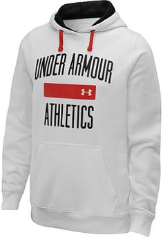 UNDER ARMOUR Men's Charged Cotton Storm Battle Hoodie - SportsAuthority.com