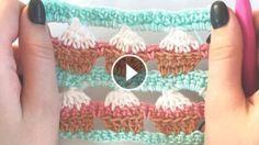 Cupcake Stitch Crochet Tutorial