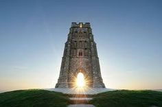 Glastonbury Tor is a large hill located in Glastonbury, Somerset, England, with a roofless St. Michael's Tower on its summit. Tor is a local word of Celtic origin meaning 'rock outcropping' or 'hill'. Glastonbury Abbey, Glastonbury England, Glastonbury Somerset, Somerset Levels, Destinations, Somerset England, Pilgrimage, Great Britain, Portal