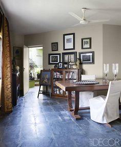 Jean-Francois Lesage India Apartment - A Worldy Apartment In India - ELLE DECOR