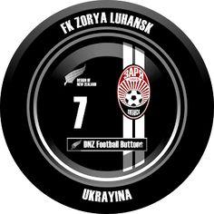 DNZ Football Buttons: FK Zorya Luhansk