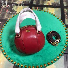 434955c26b0 Gucci 547855-1 Basketball shaped mini shoulder bag