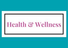 Health & Wellness Board Cover Picture