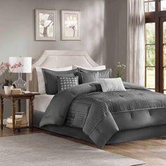 Home Essence Vargas 7-Piece Comforter Set