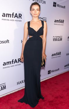All The Looks From The AmfAR New York Gala  - ELLE.com