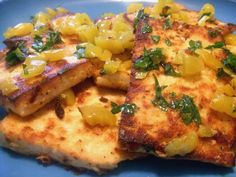 Check out this #recipe for Tofu in Spicy Pepper Sauce!