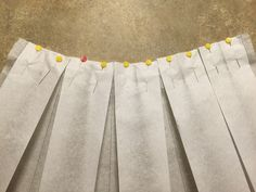 Great box pleat skirt tutorial