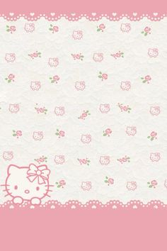 ❤Kawaii Love❤ ~Wallpaper Pretty Phone Wallpaper, Sanrio Wallpaper, Hello Kitty Wallpaper, Love Wallpaper, Hello Kitty Purse, Sanrio Hello Kitty, Little Twin Stars, Hello Kitty Themes, Hello Kitty Pictures