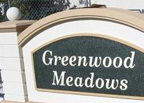 Greenwood Meadows Sign Monument