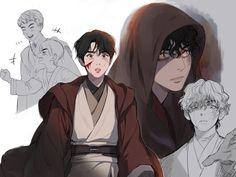 Manga Anime, Anime Guys, Anime Art, J Pop, Bts Chibi, Character Art, Character Design, Kpop Drawings, Bts Fans