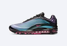 9ea5d9afe070 Nike Air Max Deluxe — duhové boty (iridescent) — pánské — tenisky —  sneakers — Throwback Future Pack