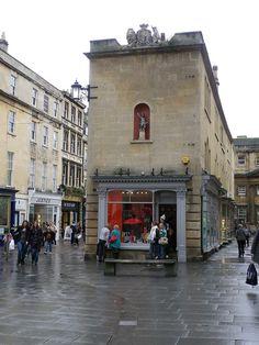Milsom Street, Bath by Elouise2009, via Flickr