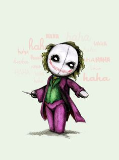 Laughing Clown Plush Fine Art Print by LVBart on Etsy