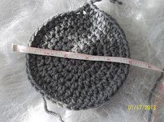 Calcul pour réaliser un chapeau sur mesure