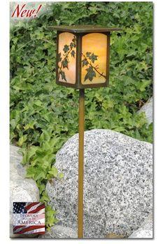 English Ivy Garden Lantern Bottom Arm - LED – Welcome to Yardify
