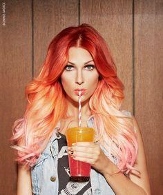Oh, fashion!: Meus 12 cabelos coloridos favoritos: