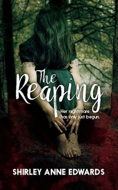 The Book Junkie's Reads . . .: Cover Reveal - The Reaping by Shirley Anne Edwards