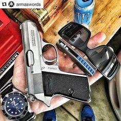 #PocketDump Repost @armaswords with @repostapp ・・・ ⠀⠀⠀⠀⠀⠀ ⠀⠀⠀⠀⠀⠀⠀⠀⠀⠀ MΔΠUҒΔCTURΣR: Walther  MΩDΣL: PPK/S 380  CΔLIβΣR: 380 ACP  CΔPΔCITΨ: 7 Rounds  βΔRRΣL LΣΠGTH: 3.3 ШΣIGHT: 670 g  @waltherarms  #guns#arms#tactical#firearms#gun#selfdefense#instagood#ppks#ppks380#gunspictures#pistol#progun#gunpics#waltherppks380#dailybadass#ammo#pewpew#waltherpistol#pgunporn#weapons#armaswords#handgun#walther#380acp