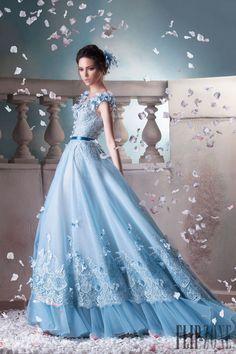 Hanna Touma Spring-summer 2015 - Couture - http://www.flip-zone.com/fashion/couture-1/independant-designers/hanna-touma-5615